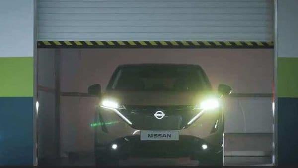 Nissan Ariya arrives in Europe