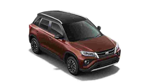 Toyota launched Urban Cruiser in October.