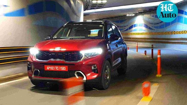 Kia Sonet SUV made debut in September.