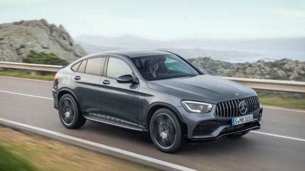 AMG GLC 43 Coupe sits much like a jewel on the crown of AMG portfolio from Mercedes.