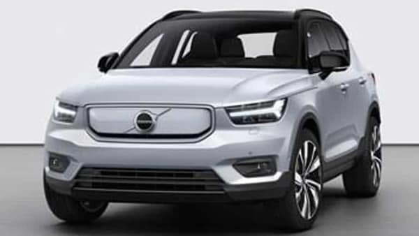 Volvo's first fully electric SUV XC40 Recharge