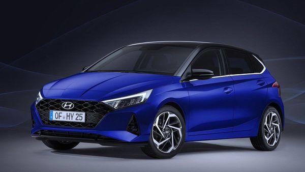 The all-new Hyundai i20