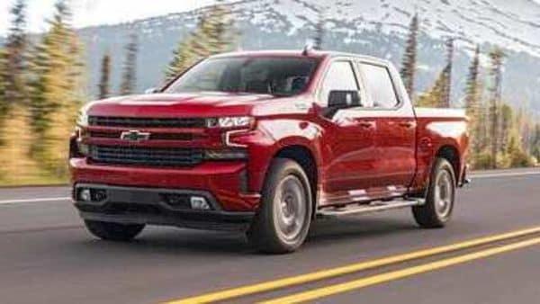 General Motors' 2020 Chevrolet Silverado 1500 (AP)