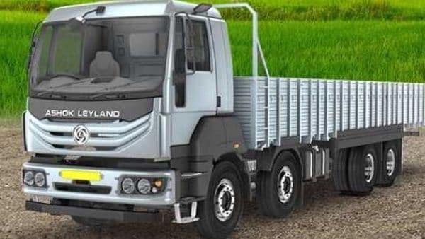 File photo of Ashok Leyland commercial vehicle. (Photo courtesy: Ashok Leyland)