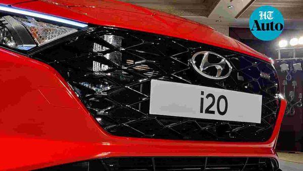 All-new Hyundai i20 2020