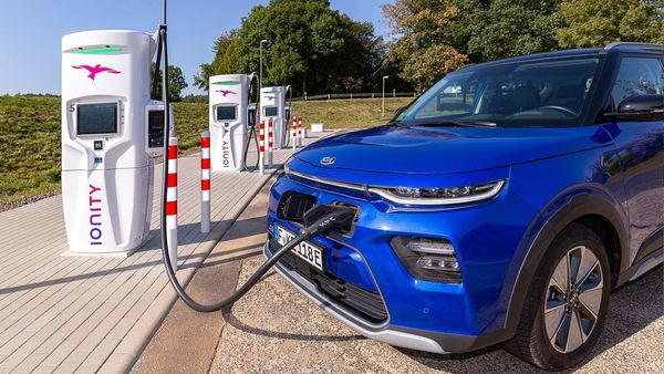 Hyundai has tied up with EV charging network IONITY in Europe.