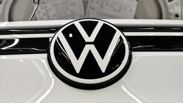 File photo of a Volkswagen logo (REUTERS)