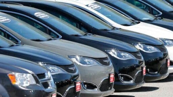 File photo of cars used for representational purpose only