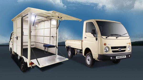Tata Ace Mini-truck