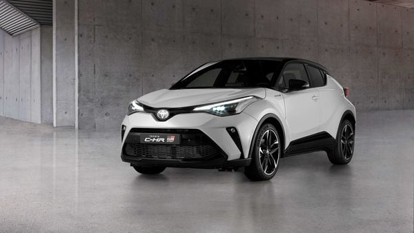 Toyota C-HR GR Sport gets several sporty updates to its looks.