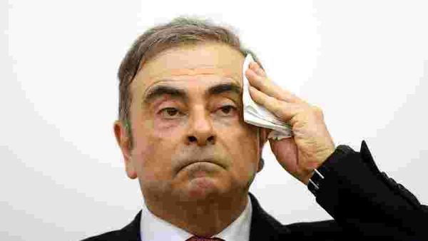 FILE PHOTO: Former Nissan chairman Carlos Ghosn (REUTERS)