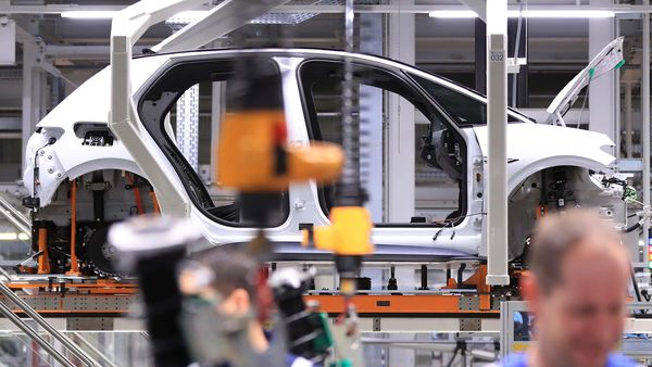 File photo of a car factory used for representational purpose. (Bloomberg)