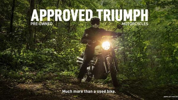 Approved Triumph program will make the brand more accessible to the first time buyers.