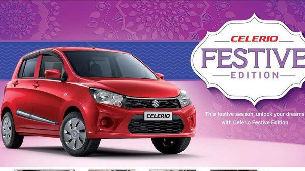 The Special edition kit for Maruti Celerio costs ₹25,990.