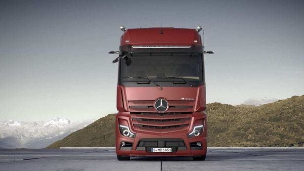 Actros from Mercedes-Benz