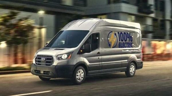 Ford is aiming for commercial-vehicle leadership in EVs.