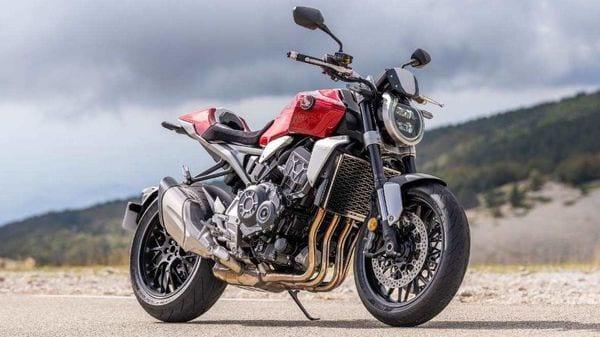 2021 Honda CB1000R is a Euro 5/BS 6-compliant model.
