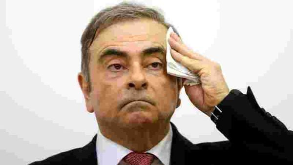 File photo of former Nissan chairman Carlos Ghosn (REUTERS)