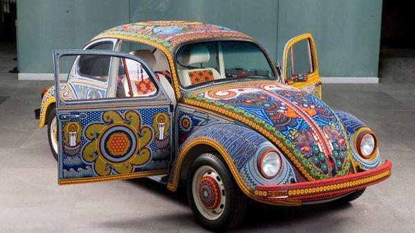 Volkswagen Beetle Vochol (All pics courtesy: Volkswagen)