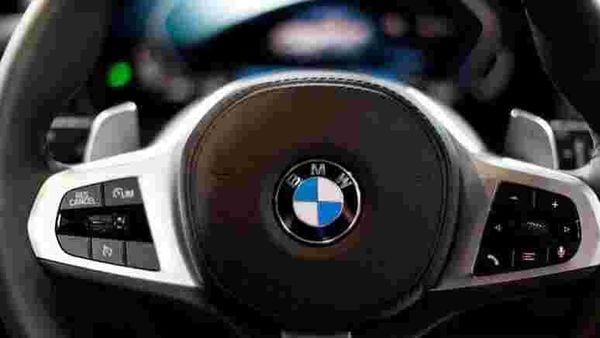 File photo of a BMW logo (REUTERS)
