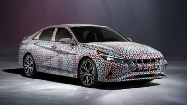 The brand new Hyundai Elantra N will be the latest sedan in the company's Elantra series.