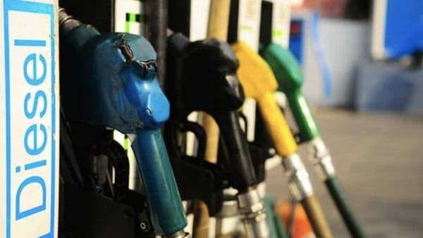 While sale of petrol rose marginally in the first 15 days of November, diesel sales fell. (File photo)