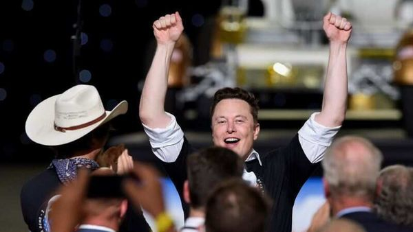 Elon Musk has seen his personal wealth swell in 2020 courtesy Tesla's strong showing. (REUTERS)