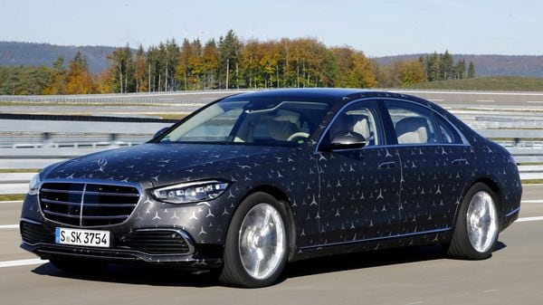 File photo of a new Mercedes-Benz S-Class limousine with Drive Pilot Level 3 autonomous driving system. (Photo used for representational purpose) (REUTERS)