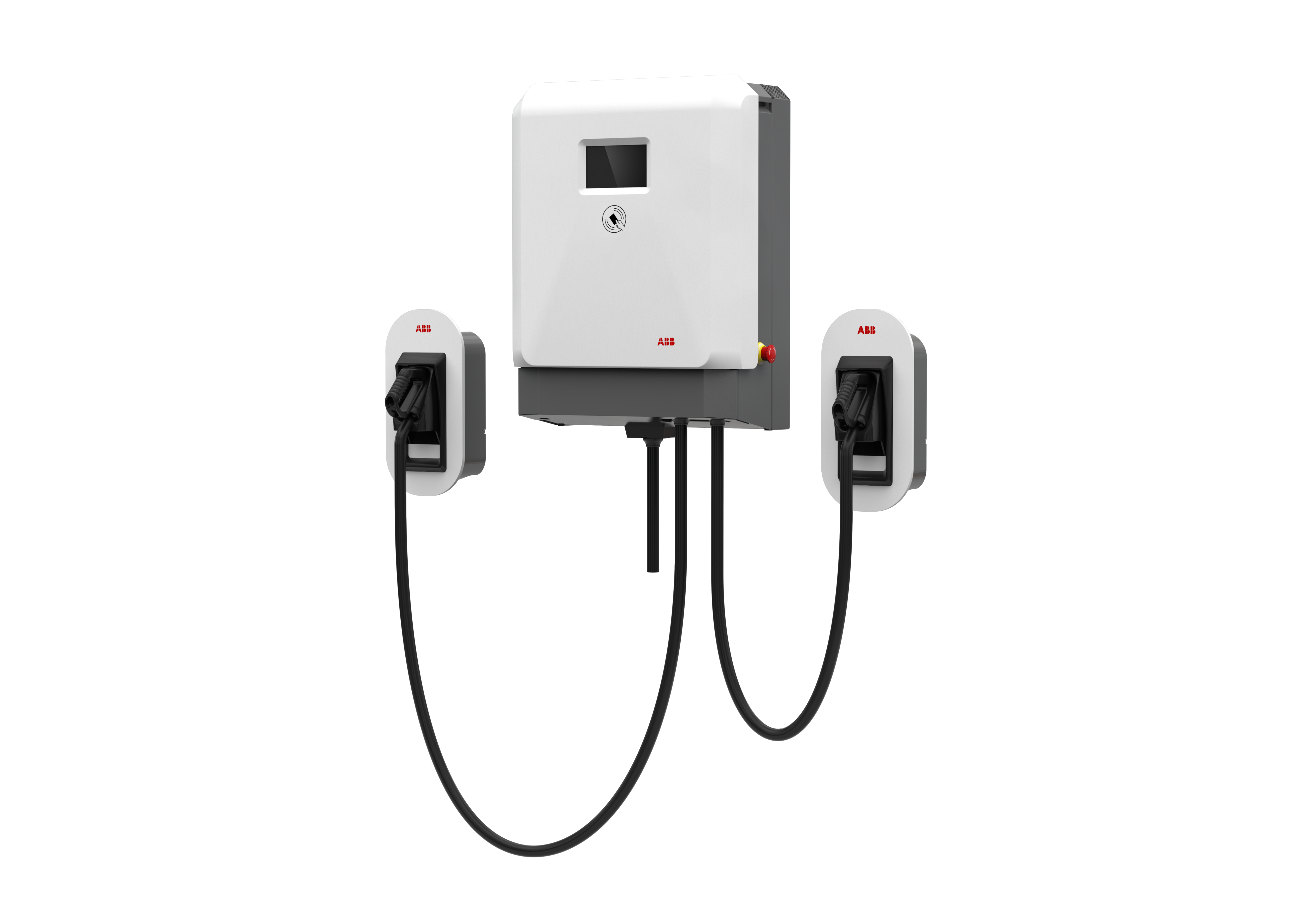 A DC wallbox charging unit. (Image courtesy ABB; photo used for representational purpose)