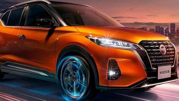 Nissan Kicks Suv Wins 2021 Technology Of The Year Award For E Power Technology