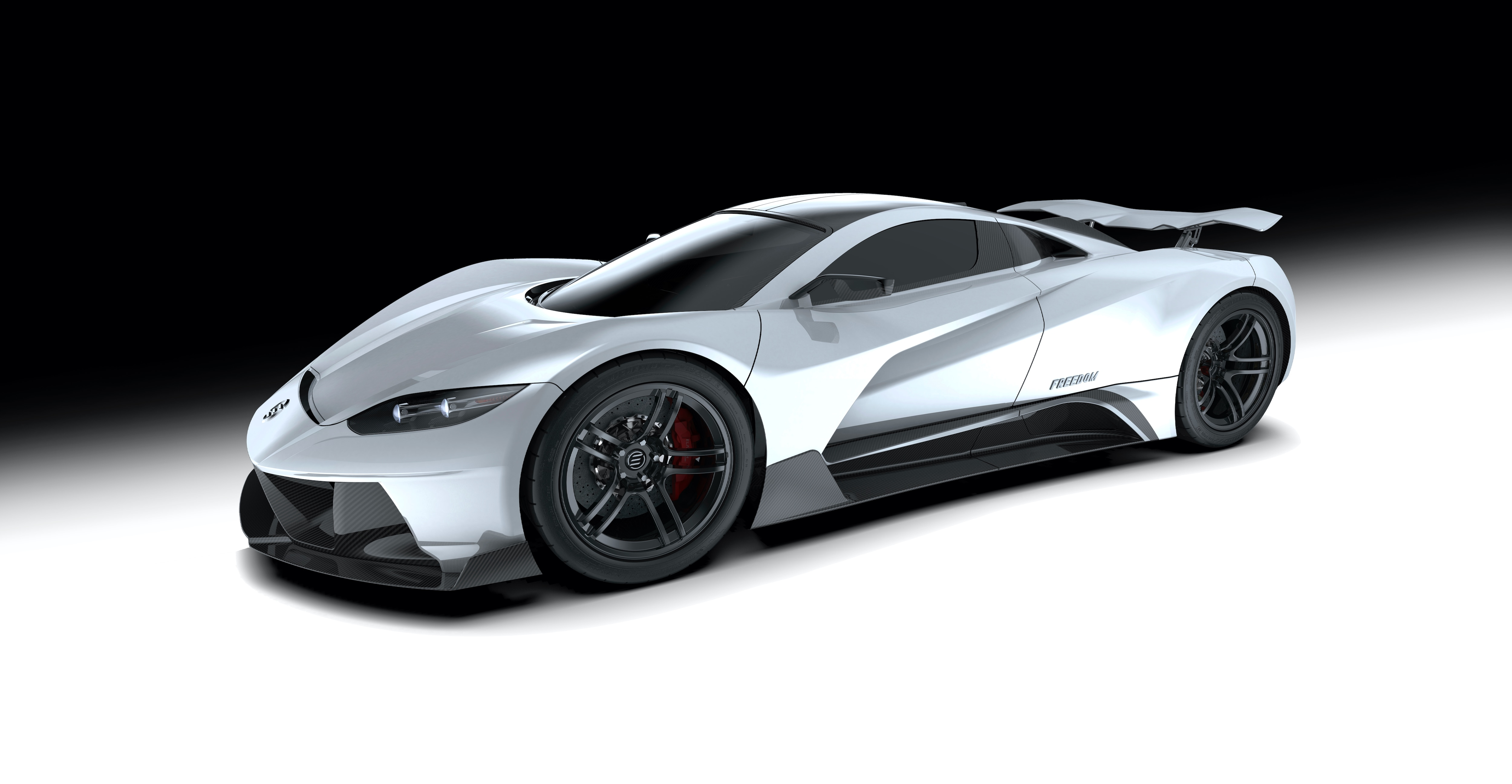Freedom claims to touch 100 kmph from standstill in an outrageous 1.8 seconds which is largely made possible by a carbon fiber monocoque chassis which has three electric motors for a total output of a ginormous 1,427 hp. An option of a fourth motor takes this combined output to an even more stunning 1,903 hp.