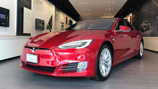 File photo of a Tesla Model S used for representational purpose. (REUTERS)