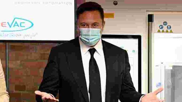Tesla CEO Elon Musk. (REUTERS)