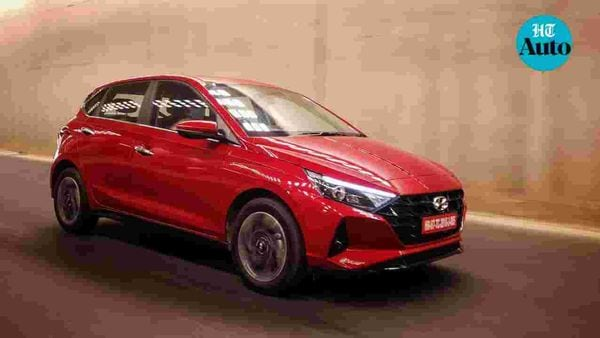 Hyundai i20 2020 comes with a loaded feature list and multiple engine, transmission and colour options. (HT Photo/Sabyasachi Dasgupta)