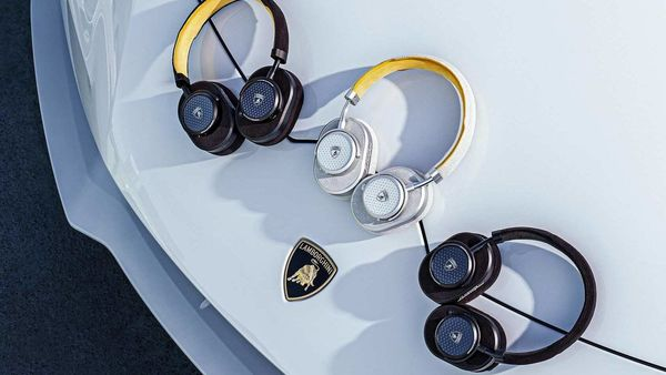 Lamborghini-inspired ear pieces seek to bring about a new level of audio excellence.