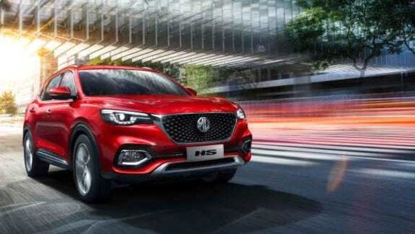 MG-HS from MG Motors is sold in several markets around the world.
