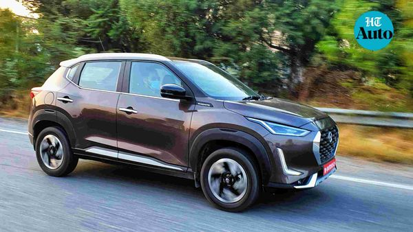 Nissan Magnite is the latest sub-compact SUV about to hit Indian roads. (HT Auto/Sabyasachi Dasgupta)