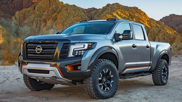 Nissan plans to come up with an electrified version of its pickup truck Titan.