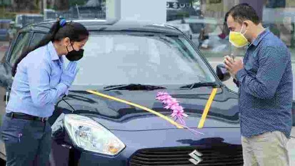 File photo - Maruti Suzuki says it has put strict measures in place at its factories and at dealerships and workstations to ensure health and safety concerns are met with.