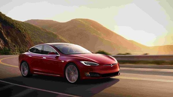 File photo of a Tesla Model S.