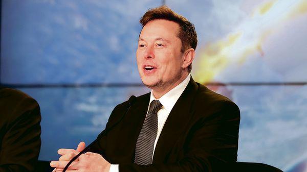 Tesla CEO Elon Musk (MINT_PRINT)