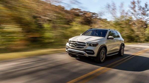 File photo of Mercedes-Benz GLE long wheelbase. (Photo used for representational purpose)