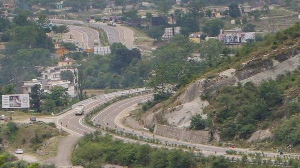 The Katra-Delhi expressway will be completed by 2023. (File photo) (PTI)