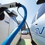 File photo of an electric vehicle being charged at a charging station. Image has been used for representational purpose.