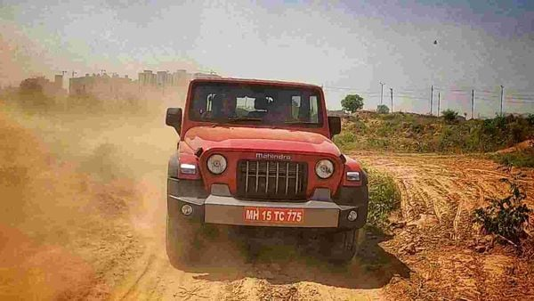 Mahindra launched the new Thar SUV at a starting price of ₹9.80 lakh on October 2.