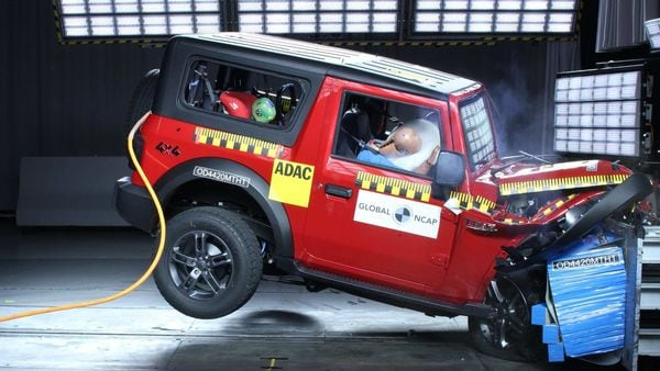 Mahindra Thar SUV is now among the top five safest cars on Indian roads.