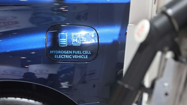 File photo of a 2020 Toyota Mirai hydrogen electric fuel cell car used for representational purpose (REUTERS)
