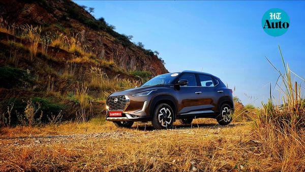 Ahead of Magnite launch, Nissan bolsters sales and service network. (HT Auto/Sabyasachi Dasgupta)