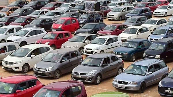 The government proposes to amend the Central Motor Vehicles Rules and ask owners to nominate a person during vehicle registration. (File photo) (PTI)