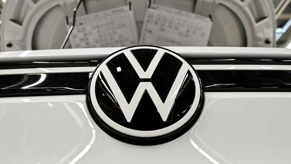 File photo of Volkswagen logo (REUTERS)